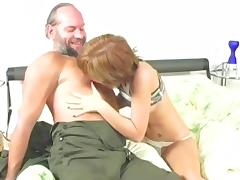 Assisted by old man porn tube video