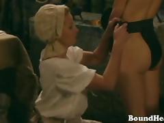 Bondage, BDSM, Bondage, Lesbian, Mistress, Monster