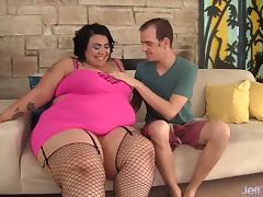 Chubby beauty Mia Riley gets fucked hard porn tube video
