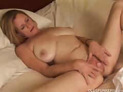 Old, Old, Slut, Big Natural Tits