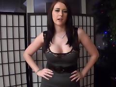 Secretary in pantyhose fun porn tube video
