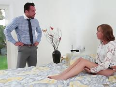 Molly Manson is totally ready for yet another of her cock rides
