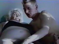 Fat Granny tube porn video