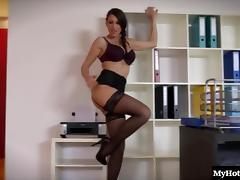 Martina Gold has been a working whore for about a year porn tube video