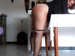 Sabrina punita  sculacciata e inculata tube porn video
