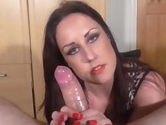 Goddess jerks your dick porn tube video