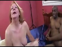 Old, Big Cock, Big Tits, Boobs, Granny, Hardcore