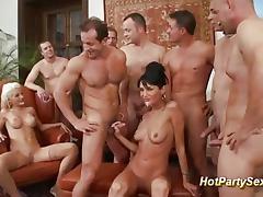 Bukkake, Bukkake, Group, Orgy