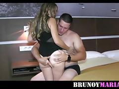 brunoymaria Rubiaza Joven y Viciosa Nos Pide Pollas porn tube video