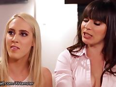Evil Stepmoms Pussy Lick Daughters tube porn video