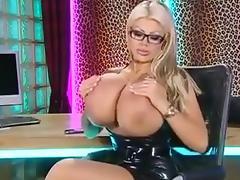 Bimbo, Big Tits, Bimbo, Boobs, Femdom, Tits