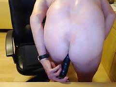 Mein dildo ist super geil noch geiler wäre ein schöner dicker steifer schwanz tube porn video