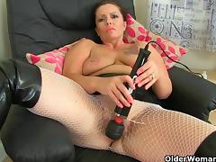 Big Clit, Big Clit, British, Clit, Huge, Mature