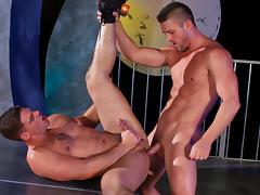 Ryan Rose & Derek Atlas in Magnums Video tube porn video