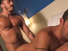 Alessio Romero & Fabio Stallone in Hard Friction, Scene #03 porn tube video