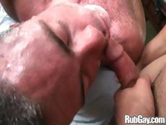 Rubgay Big Ass Anal Massage