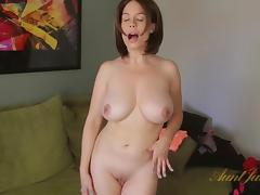 Kelly Capone in Interview Movie - AuntJudys tube porn video