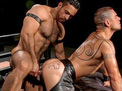 Adam Champ & Logan McCree in Dominus, Scene #01 tube porn video