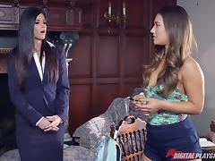 Headmistress India Summer fucking two big dick students porn tube video