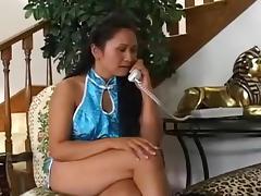 Great Oil Handjob porn video