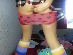 Chica europea masturbandose porn tube video