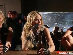 Jessa Rhodes is a blonde goddess who's in love with the guy's dick! tube porn video