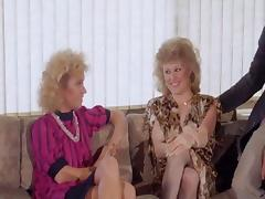 Blowjob, Blonde, Blowjob, Classic, Double, Vintage