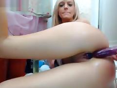 Sweet babe Awesomeblondeee porn tube video