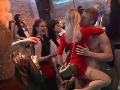 Mesmeric babes and their cock sucking adventures in the nightclub