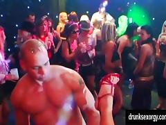 Bi pornstars fuck in a club porn tube video