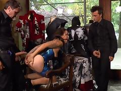 coco gets humiliated in public porn tube video