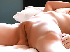 Bed, Bed, Blonde, Close Up, Cute, HD
