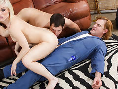 Ash Hollywood,Marcelo,Evan Stone in Mean Cuckold #04, Scene #04 tube porn video