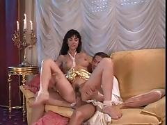 Hottest Fake Tits movie with Hairy,Big Tits scenes