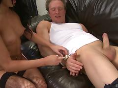 Exotic girl with small tits allows the guy to enter her sweet depths porn tube video