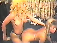 Vintage amateur orgy