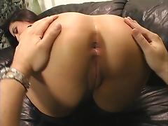 Sexy ass penetrated by hard cock porn tube video