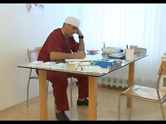 Russian doctor Sharon