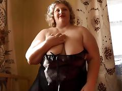 Esposa se masturba