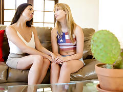 Kirsten Price in Lesbian Adventures - Older Women, College Girls #08, Scene #03 - SweetHeartVideo