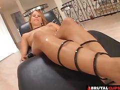 Black dick is totally what this pretty senorita needs today porn tube video