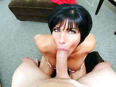 Shay Foxx in Cum Starved Mom - CougarSeason porn tube video