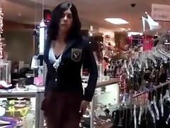 Mariah shopping