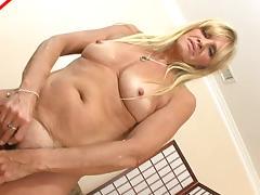Big black dick dude fucks the mature mature blonde cock whore porn tube video