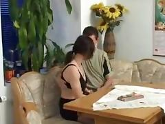 Shy busty mature with junior latino boy porn tube video