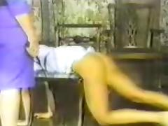 Vintage Spank 01050 porn tube video