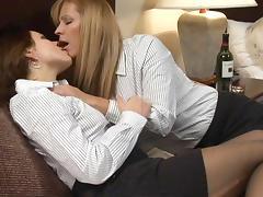 Girlfriend, Big Tits, Fingering, Girlfriend, Lesbian, Seduction