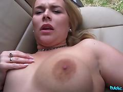 Niky - PublicAgent porn tube video
