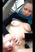 Car Masturbation porn tube video