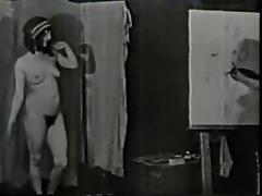 Adventures of Christine - circa 30s tube porn video